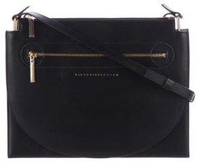 Victoria Beckham Front Zip Crossbody Bag