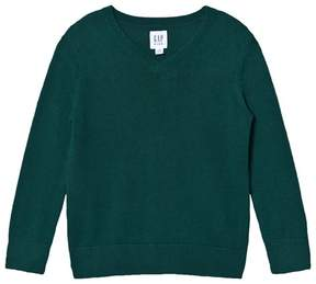 Gap Evergreen V-Neck Uniform Sweater