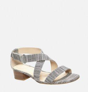 Avenue Kaylee Seersucker Sandal