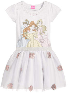 Disney Princesses Dress, Toddler Girls (2T-5T)