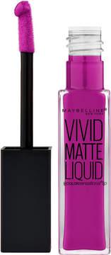 Maybelline Color Sensational Vivid Matte Liquid Lip Color - Orchid Shock