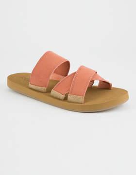 Roxy Shoreside Rose Womens Sandals