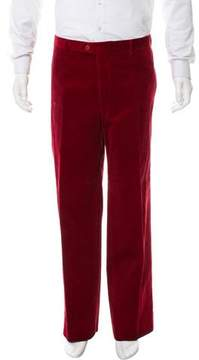 Luciano Barbera Corduroy Relaxed-Fit Pants