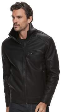 Marc Anthony Men's Slim-Fit Faux-Fur Jacket