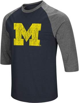 NCAA Men's Campus Heritage Michigan Wolverines Moops Tee
