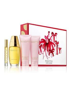 Estee Lauder Limited Edition Beautiful Romantic Destination 4-piece Collection