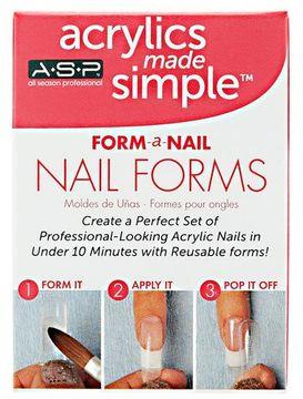 ASP Form-A-Nail
