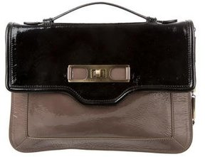 Derek Lam Patent Leather Izzy Bag