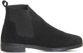 Office Jamie suede Chelsea boots
