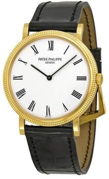 Patek Philippe Calatrava 5120J-001 18K Yellow Gold 35mm Watch