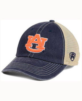 Top of the World Auburn Tigers Wicker Mesh Cap