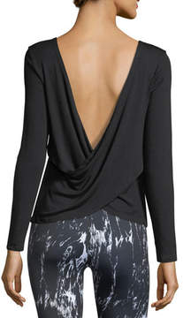 Beyond Yoga Twist of Fate Pullover Top