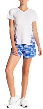 Brooks Chaser Print Shorts