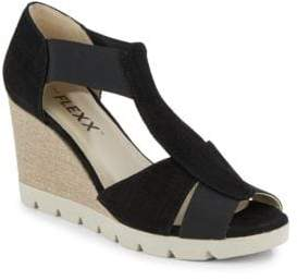 The Flexx Lotto Wedge Sandals