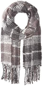 Echo Mulberry Muffler Scarves