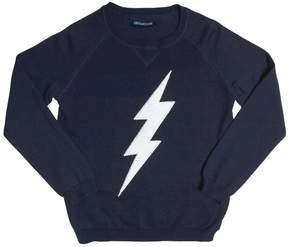 Zadig & Voltaire Lightning Bolt Cotton Sweater
