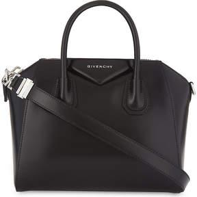 Givenchy Black Antigona Small Leather Tote Bag