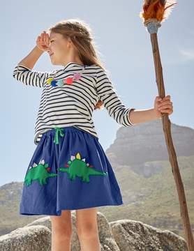 Boden Novelty Pocket Skirt