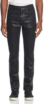 Joe's Jeans Tovar Slim Fit Jeans in Coated Black