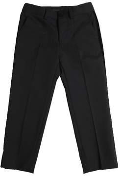 Dolce & Gabbana Virgin Wool Tuxedo Pants