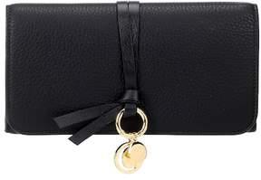 Chloé Alphabet Long leather wallet