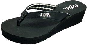 Flojos Women's Kim Wedge Flip Flop 8155313