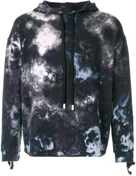 Blood Brother printed hoodie
