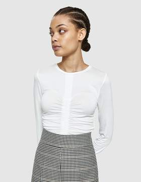 Which We Want Luna Top in Off White