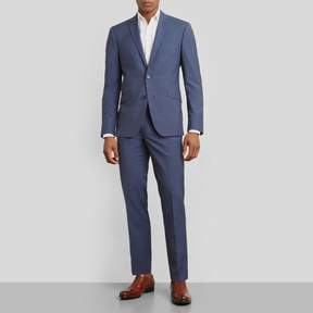Kenneth Cole New York Textured Slim Fit Nested Suit