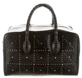 Alaia Studded Handle Bag