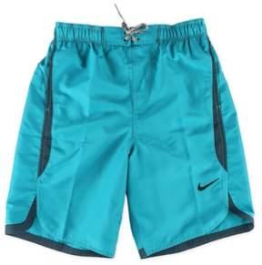 Nike Mens Core Rapid 9' Volley Swim Bottom Board Shorts Green S