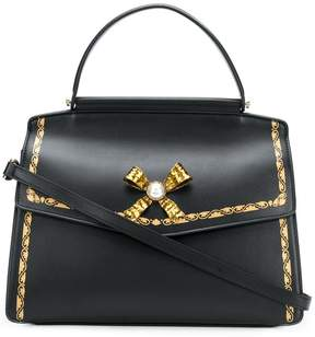 Tosca embellished bow tote
