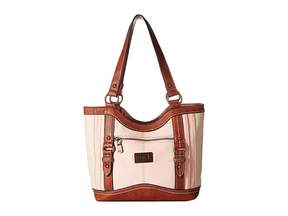 b.ø.c. Fairview Solid PB Tote Tote Handbags