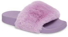 Steve Madden Women's Softey Slide