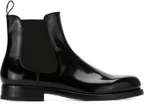 Emporio Armani slip-on boots
