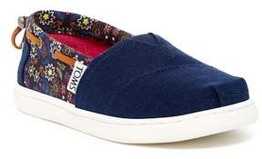 Toms Bimini Forest Floral Slip-On (Little Kid & Big Kid)