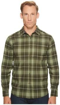 Royal Robbins Merinolux Flannel Long Sleeve Shirt Men's Long Sleeve Button Up