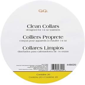 GiGi Wax Warmer Clean Collars