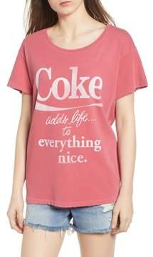 Junk Food Clothing Coke Tee