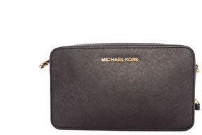 MICHAEL Michael Kors Jet Set Travel Crossbody Bag - BLACK - STYLE