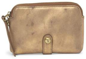 Hobo Pace Leather Zip Pouch