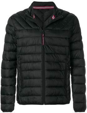 Napapijri padded band collar jacket