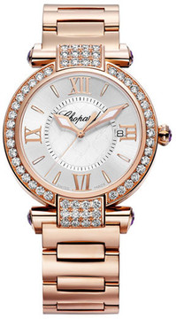Chopard Imperiale Rose Gold Ladies Watch