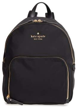 Kate Spade New York Watson Lane - Hartley Nylon Backpack - Black