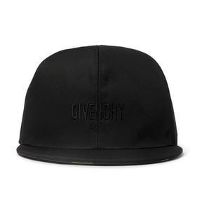 Givenchy Embroidered Canvas Baseball Cap