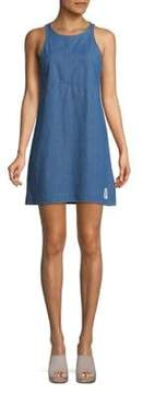 Calvin Klein Jeans Classic Sleeveless Denim Dress
