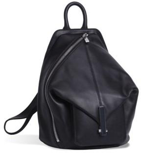 Kendall + Kylie Koenji Leather Backpack - Black