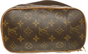 Louis Vuitton Pochette Accessoire cloth crossbody bag - BROWN - STYLE