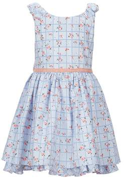 Laura Ashley London Little Girls 2T-6X Ditsy Floral-Print Dress