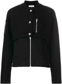 Courreges zipped jacket